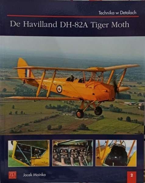 De Havilland DH - 82A Tiger Moth
