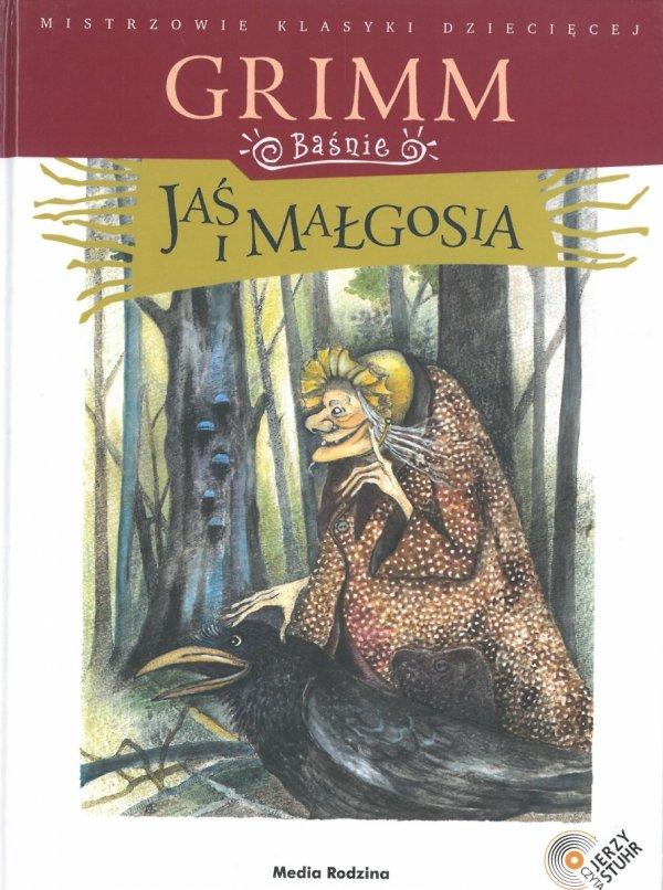 Baśnie Grimm - Jaś i Małgosia