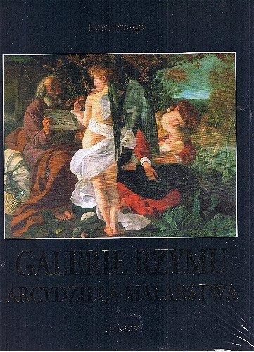 Arcydzieła malarstwa. Galerie Rzymu