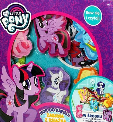 My Little Pony Hop do kąpieli!