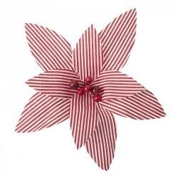 Kwiat Świąteczny SUZI  2 18CM
