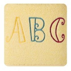 Ręcznik dziecięcy BABY22 Żółty 30X50 450gsm