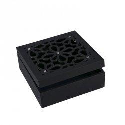 Pudełko ADA 01 Czarne 16X16X6
