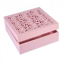 Pudełko ROSE 02 Róż  20X20X8