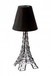 MARCY Lampa Stojąca 1A 25X25X49 Czarny