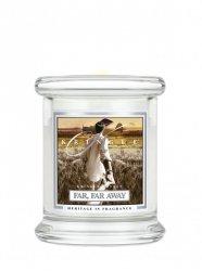 Kringle Candle - Far Far Away - mini, klasyczny słoik (128g)