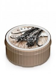 Kringle Candle - Tonka Bean & Vanilla - Świeczka zapachowa - Daylight (35g)