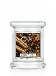 Kringle Candle - Kitchen Spice - mini, klasyczny słoik (128g)