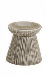 Kominek do wosków: Linear (brązowy)