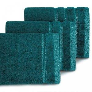 Ręcznik GLORY 70X140 Ciemny Turkus