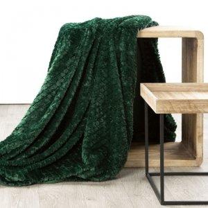 Narzuta AMBER 200X220 Ciemny Zielony Design 91