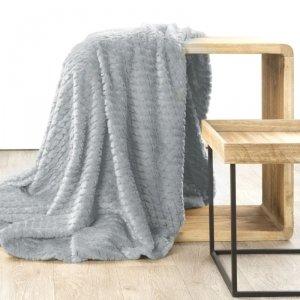 Narzuta AMBER 70X160 Srebrny Design 91