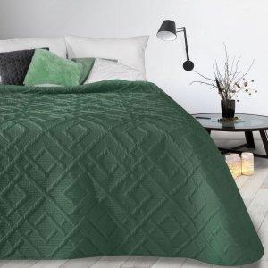 Narzuta ALARA2 200X220 Ciemny Zielony Design 91