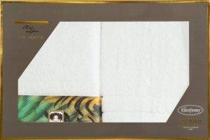 Eva Minge Komplet Ręczników COLLIN 70x140 Biały Eurofirany