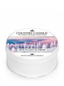 Country Candle - Mountain Sunrise - Daylight (35g)