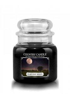 Country Candle - Harvest Moon -  Średni słoik (453g) 2 knoty