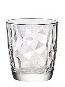SZKLANKI DIAMOND DO WODY 300ML