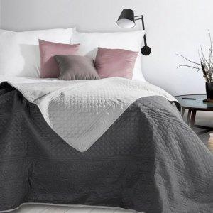 Narzuta ADRI Design 91 200X220 Stal/Srebrny