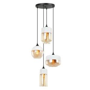Lampa Molina - MDM-4364/4 W+AMB - Italux