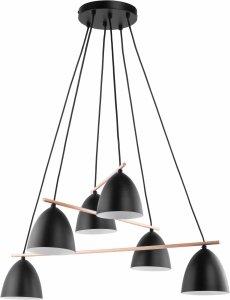 Lampa Aida Black - 2577 - Tk Lighting