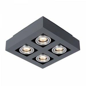 Lampa Casemiro - IT8002S4-BK/AL - Italux