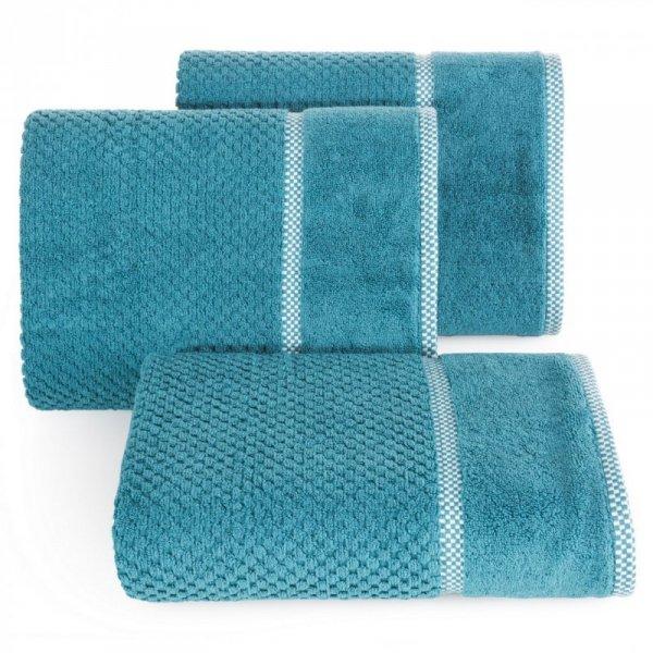 Ręcznik CALEB 50X90 C.Turkus