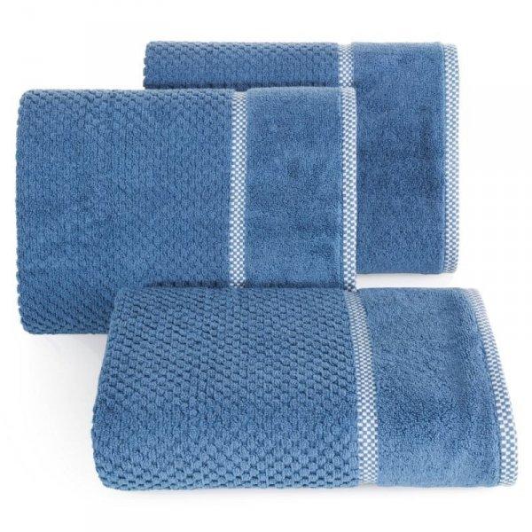 Ręcznik CALEB 50X90 Niebieski