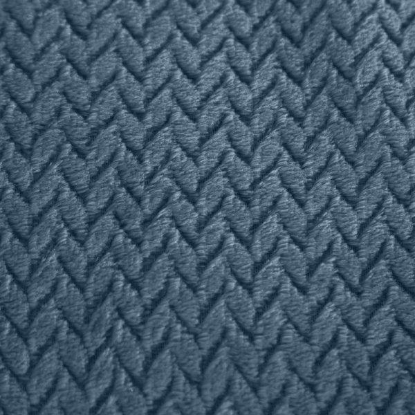 Koc Narzuta CINDY3 150X200 Niebieski Design 91
