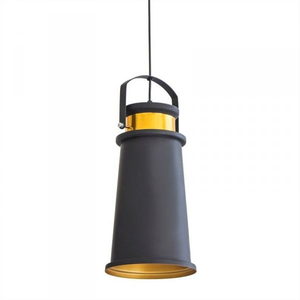 LARRY 01 Lampa Wisząca  19X19X36cm