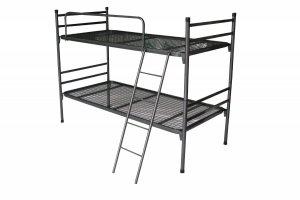 Łóżko piętrowe z materacem/ Bunk bed with mattress