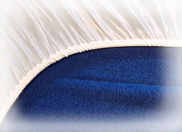 Widok gumki ochraniacza MOLTON nałóżonego