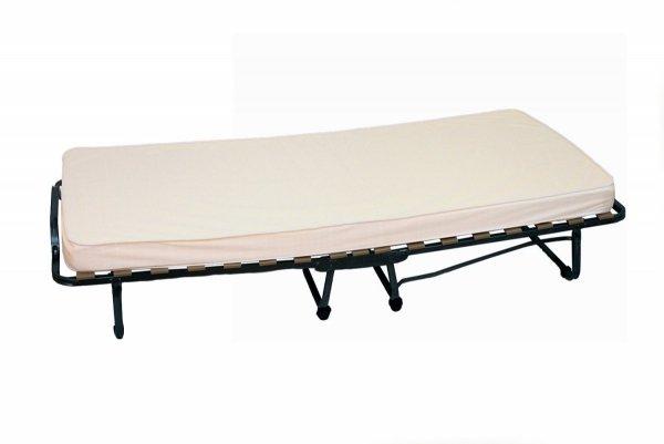 Łóżko składane LUXOR biały