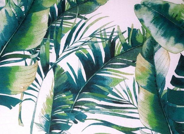 Tkanina materaca ibiza lux palmy