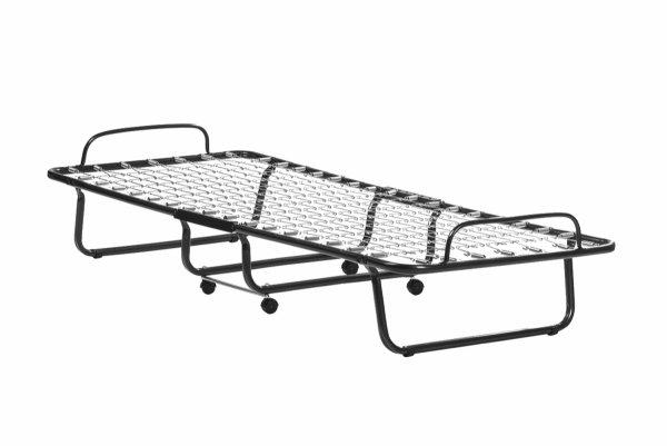 Łóżko składane Dostawka Hotelowa TORINO Premium 190x80 materac 13cm
