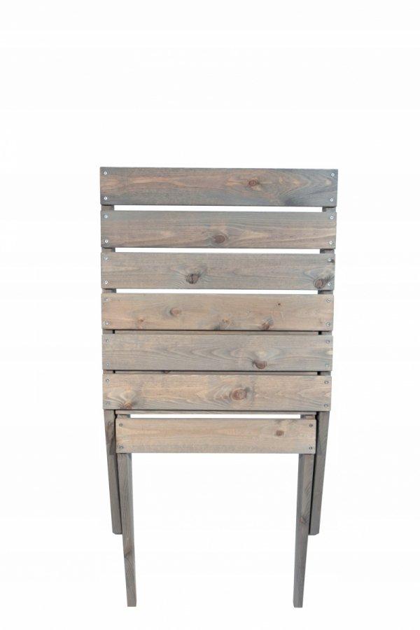 Fotel drewniany Granny złożony