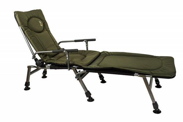 Fotel Carp F5R z podnóżkiem