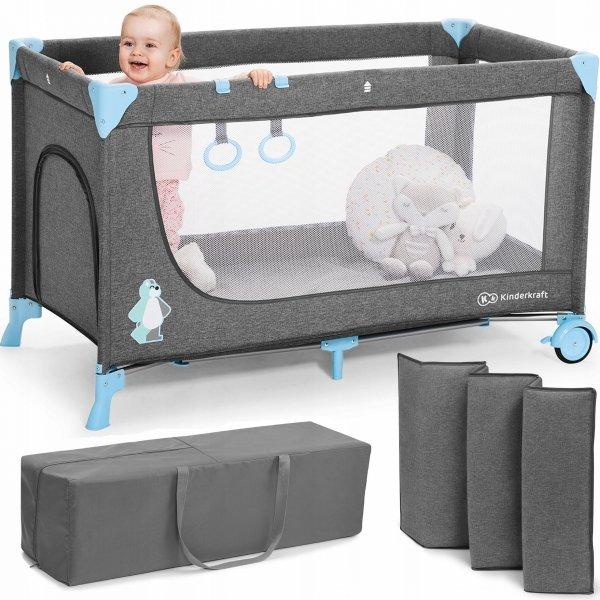 Łóżeczko dziecięce składane JOY
