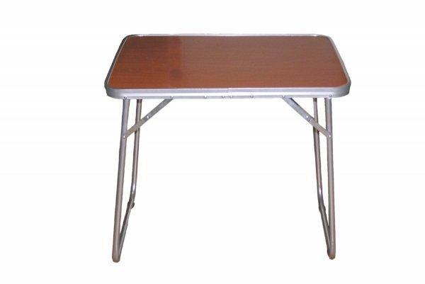 Stolik aluminiowy