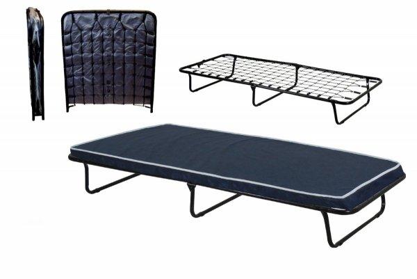 Łóżko polowe składane Rodos