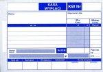Druk KW - kasa wypłaci 2 kopie