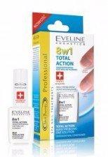 EVELINE Nail Therapy Professional Skoncentrowana Odżywka Do Paznokci 12ml
