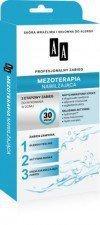 AA Mezoterapia Nawilżająca Profesjonalny Zabieg 5+5+3 ml Skóra wrażliwa i skłonna do alergii