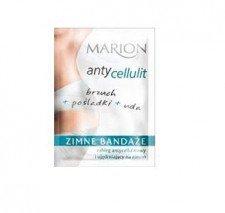 MARION Anty Cellulit Zimne Bandaże Zabieg Antycellulitowy - 2 rolki