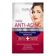 FLOS-LEK Anti Aging Przeciwzmarszczkowa Maseczka 2xx5ml