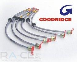 Przewody Goodridge, Audi 80 Quattro RS2 Avant 2,3l 94>