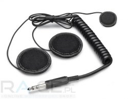 Zestaw słuchawkowy SPARCO IS110 - kask zamkniety