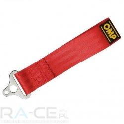 Pasek holowniczy OMP, FIA