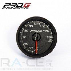 Wskaźnik temperatury oleju ProG 52mm Race Series