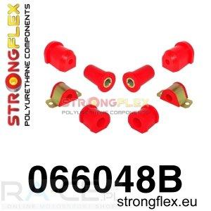 066048B Zestaw poliuretanowy przedniego zawieszenia, Fiat