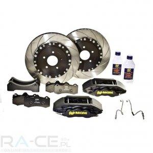 Zestaw hamulcowy przedni AP Racing, BMW E46 M3, CP5555-1037 R2